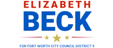 Elizabeth Beck for Fort Worth City Council District 9